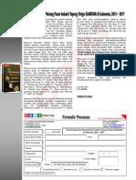Studi Prospek dan Peluang Pasar Industri Tepung Terigu (GANDUM) di Indonesia, 2013 – 2017