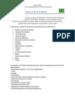 Requerimientos Jurídicos en Brasil