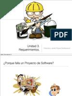Unidad 3 Fundamentos Ingeniería Software