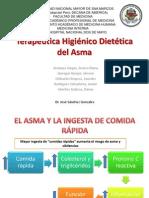 Terapeutica Higienico Dietetica Del Asma