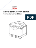 FujiXerox C1110 Service Manual