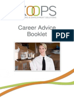 2014 Career Advice Booklet