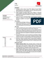 040711 Wilson HTM - Indonesian Mining Report