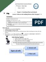 Gr 4 Study Guide 1 Ch 1
