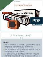 Unidad 2-La Comunicacion Comercial
