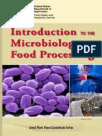 Guidebook Microbiology