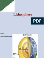 lithosphere & Biosphere