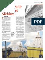 Temple Built to Nurture Sikhism