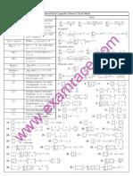 Computer Science Formulas