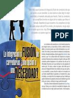 INTEGRACIÓN/FUSIÓN DE CORREDURÍAS, ¿OPCIÓN O NECESIDAD?