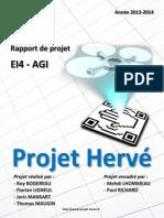 Rapport Projet Hervé