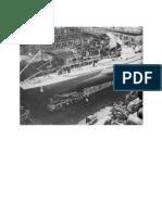 German U Boat Type VII Anatomy