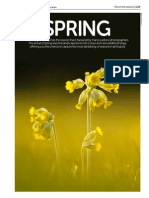 Guide to Spring Photography by Digital SLR Magazine