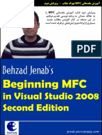 Beginning MFC in Visual Studio 2008 Second Edition (Behzad Jenab's)
