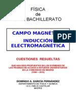 43403518 3 2 Campo Magnetico e Induccion Electromagnetica Cuestiones Resueltas de Acceso a La Universidad