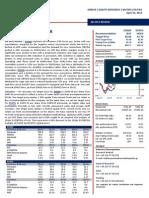 Water Utilities 2013-04 Eurobank