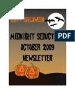 Midnight Seductions October 2009 Newsletter