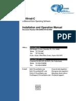 OOIIrrad Software Manual