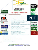 23rd April,2014 Daily Global Rice E-Newsletter by Riceplus Magazine
