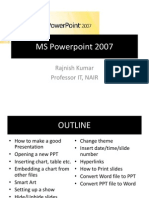 MS Powerpoint 2007 by PIT