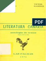 Copia de Literatura Canaria - Antologia de Textos