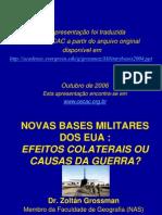 Bases Militares EUA 2004