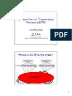 Stream Control Transmission by Janardhan Iyengar