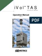 MiniVol TAS Manual Web