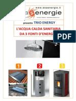 Trio Energy by Esaenergie