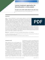 Benzodi s Continuation Met a Analysis 09