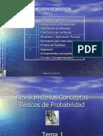 Distrib. de Prob.