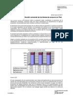 Estructura de La Distribucion Comercial de Los Bienes de Consumo en Peru