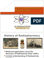 Radioactivity & Radionuclide Production
