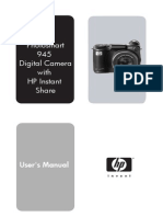 Hp Photosmart 945 User Manual