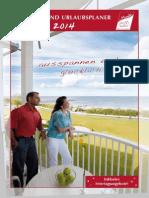 Morada Hotels & Resorts Freizeit- und Urlaubsplaner 2014