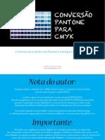 Pantone to Cmyk Reference