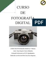 Curso de Fotografia Digital 5ª Ed