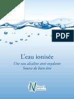 Documentation Eau Ionisee.com