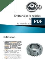Engranajes o Ruedas Dentadas2