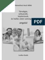 1cd9990069 Némethné Hock Ildikó - Társalgás Angolul