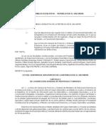Ley Del Ceremonial Diplomatico de La Republica