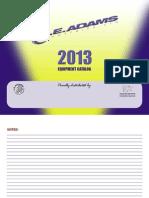 je adams catalog highlights 2013
