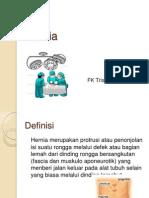 Referat Hernia