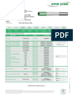Spir Star Duralife Flex Hose Type 4/2 Data Sheet