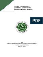 Template Manual SJH