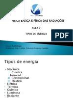 Aula 2 - Tipos de Energia