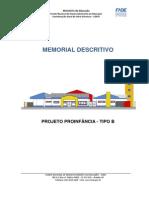 Memorial Centro de Educação 2013
