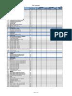 Modelo Planilha Analitica