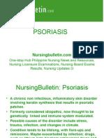 Nursingbulletin Psoriasis