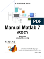 Manual Matlab 7 R2007 Vol 2